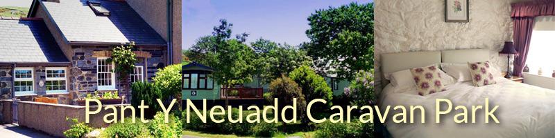 Pant Y Neuadd Caravan Park and Cottages